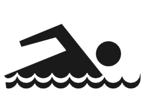 Swimming HD PNG