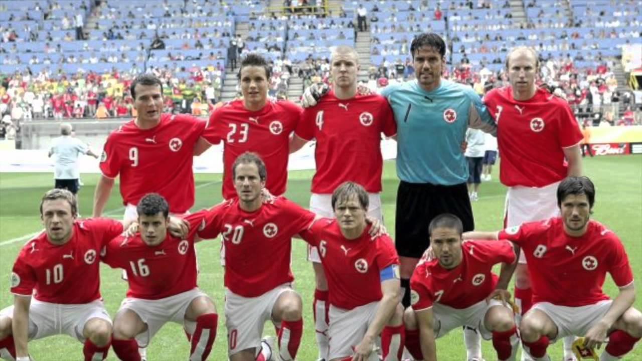 Swiss Football Team PNG - 98282