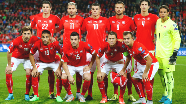 Switzerland football national team - Swiss Football Team PNG