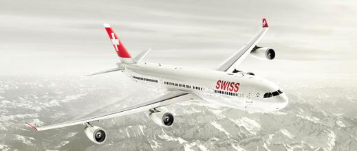 Swiss International Air Lines PNG - 37845