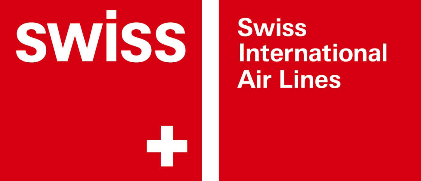. PlusPng.com logoSwiss International Air Lines PNG 1399x601 logo - Swiss International Air Lines PNG
