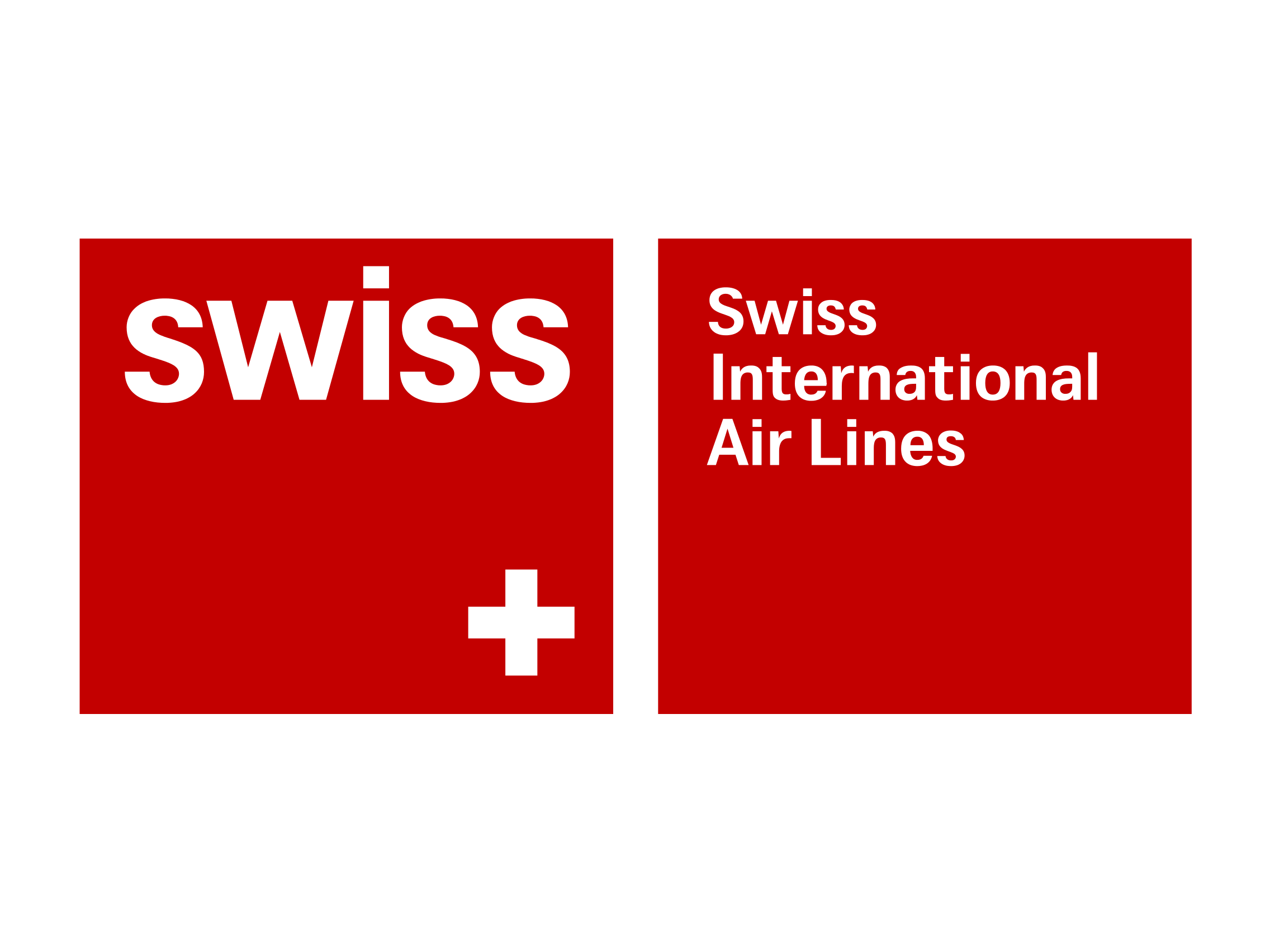 Swiss International Air Lines logo old - Swiss International Air Lines PNG
