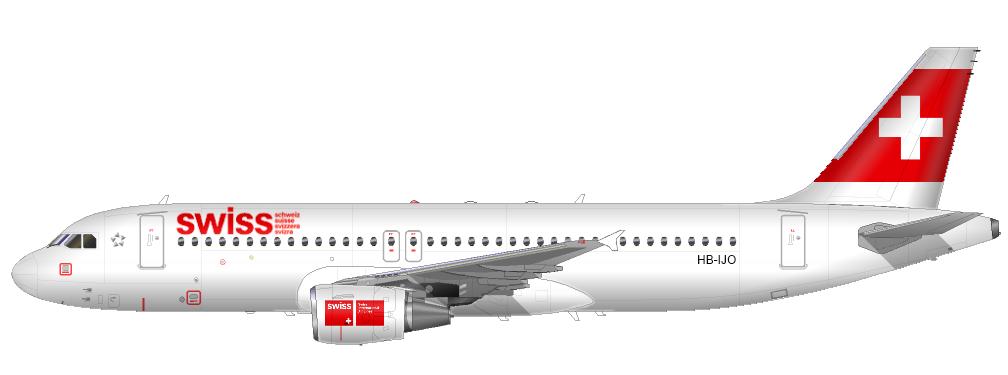 Swiss International Air Lines PNG - 37841