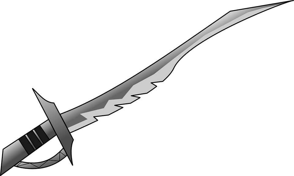 sword weapon blade medieval - Sword HD PNG