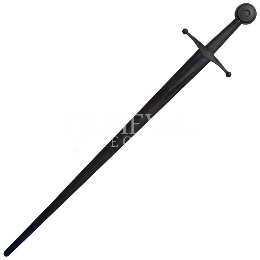 Black Sword Transparent PNG - Sword PNG Black And White
