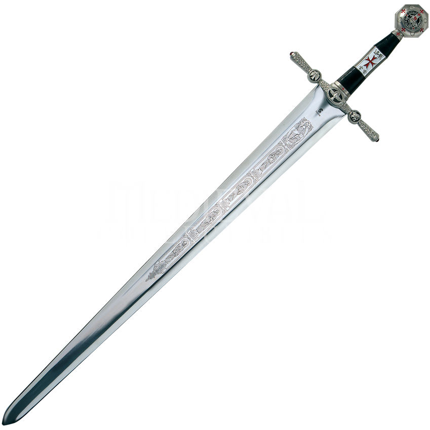 PNG File Name: Knight Sword PlusPng.com  - Sword PNG
