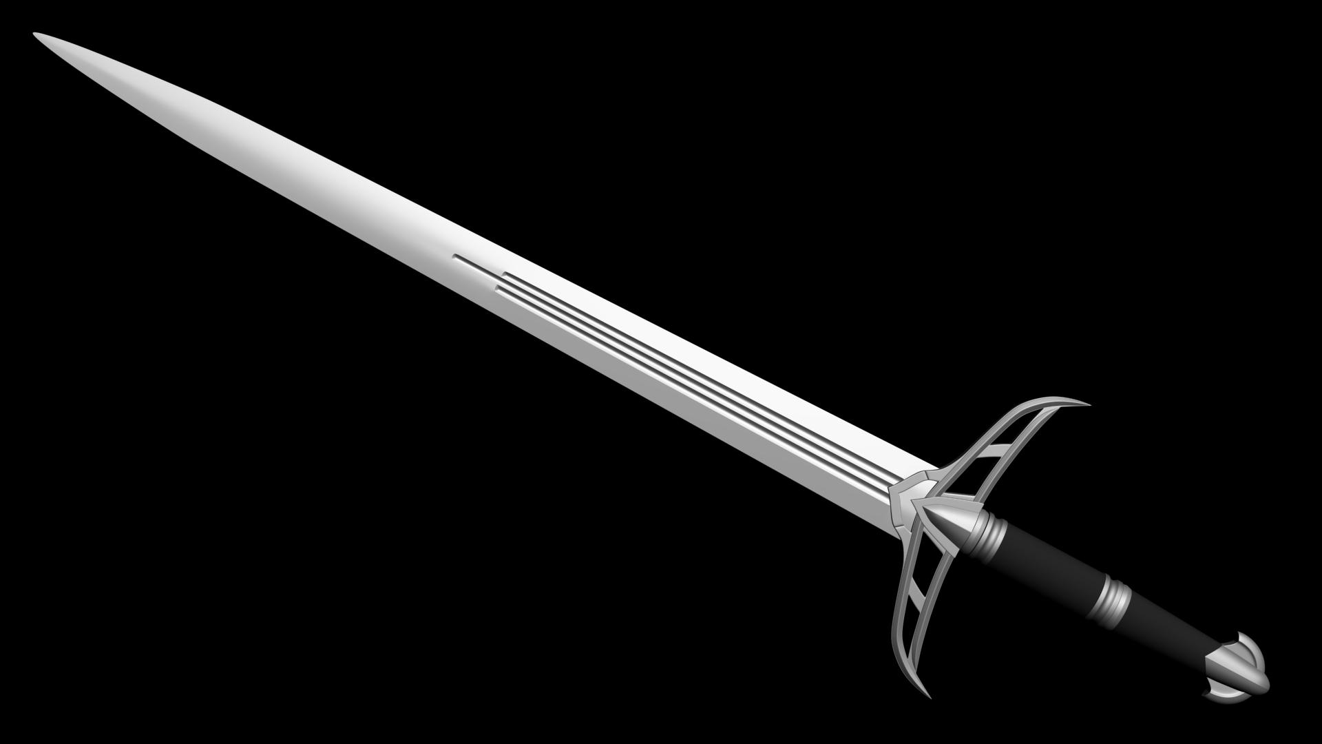 Sword PNG - 18992