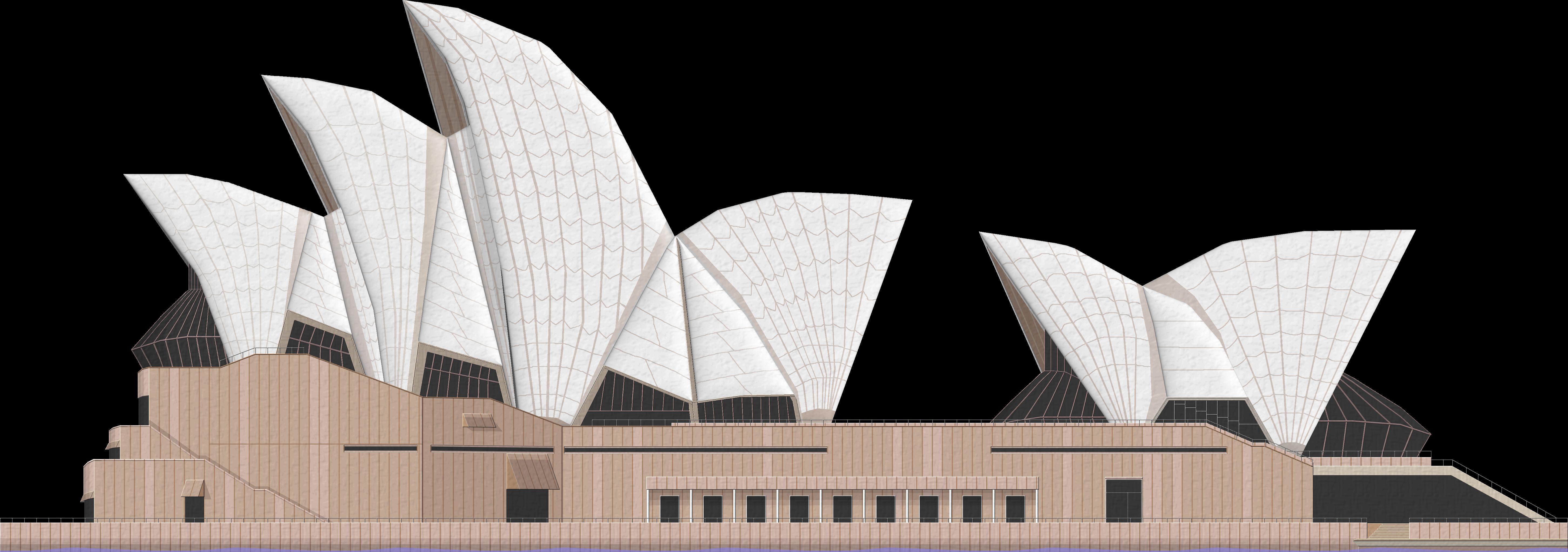 Sydney Opera House PNG File - Sydney PNG
