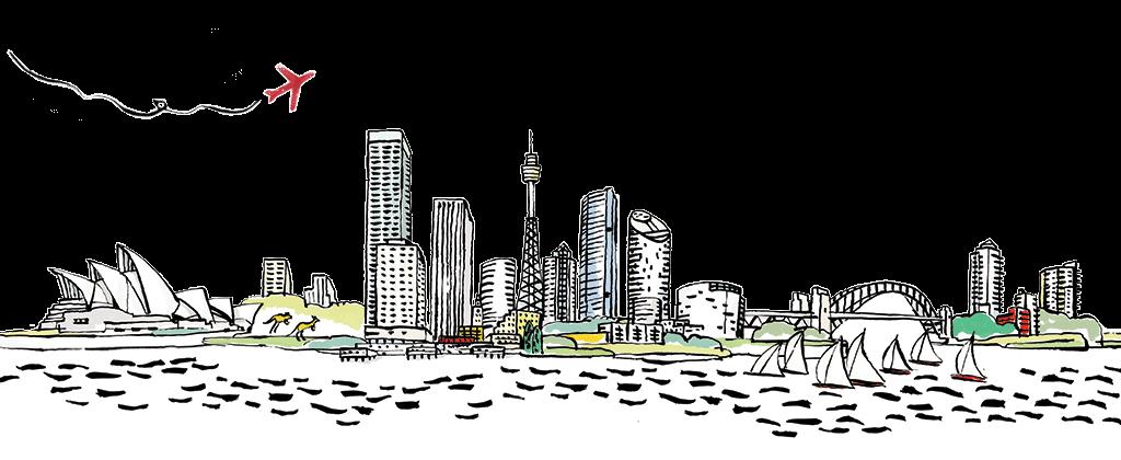 Sydney Sydney-New-EN.png - Sydney PNG