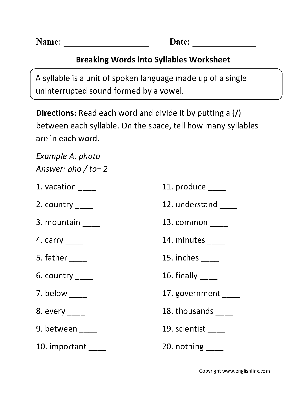 one syllable word essay Start with f and single syllable one syllable words, and starting with f or prefix f list of 409 words that start with f and single syllableadd length, consonants, vowels, syllables, origin, spelling and more.