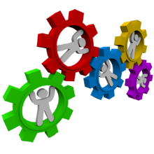 Have you ever wondered why you cannot seem to get the right team together  in order to complete your major project? Does it seem that you are going in  one PlusPng.com  - Synergize PNG