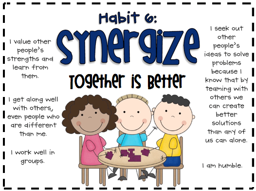 Synergize poster - Synergize PNG