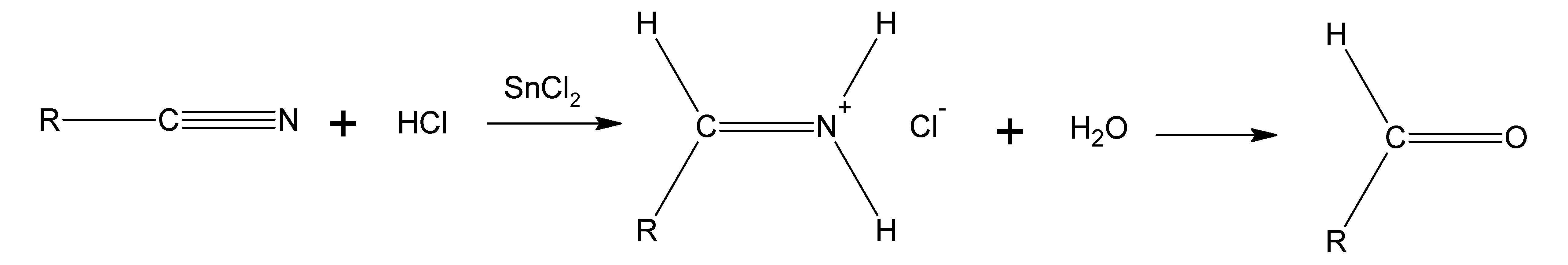 File:Stephen aldehyde synthesis.png - Synthesize PNG