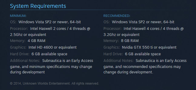 System Requirements PNG - 76070