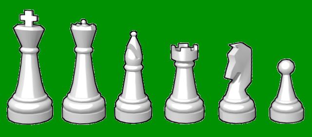 Szachy Figury PNG