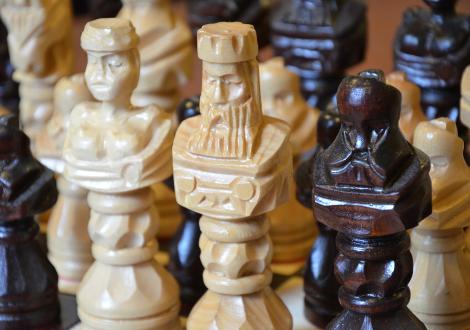 ręcznie robione szachy - Szachy Figury PNG