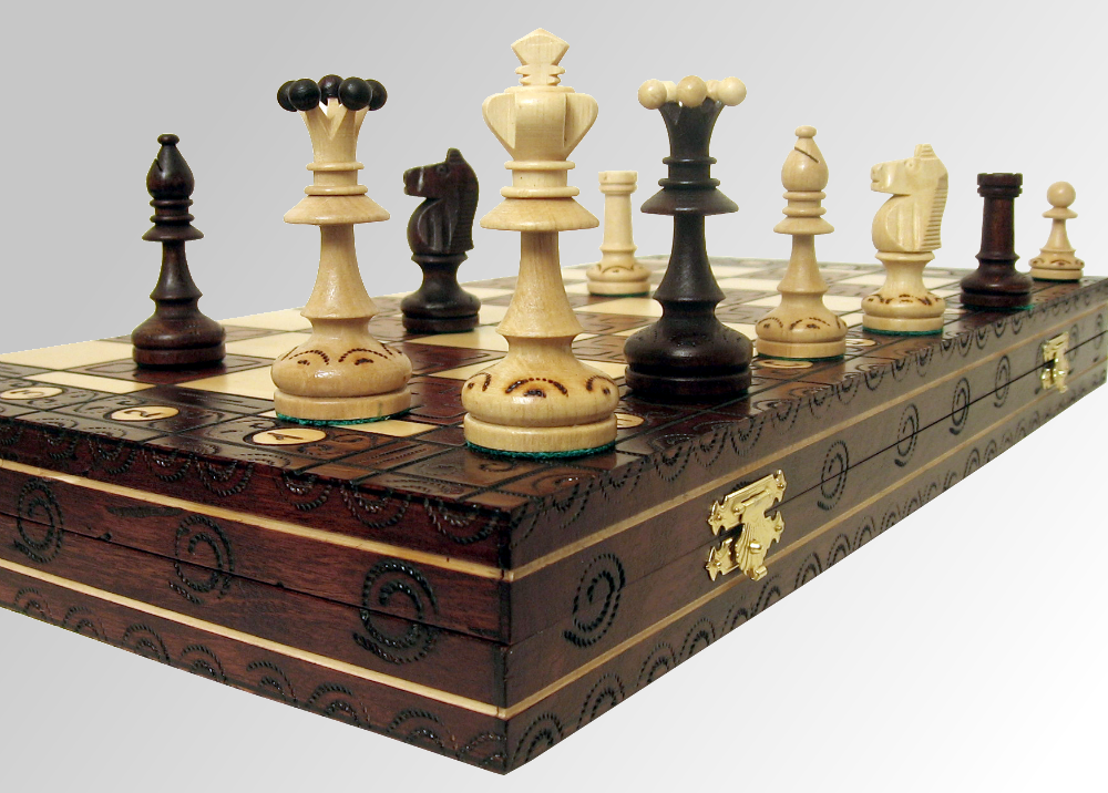 Royal - Figury 1 - Szachy Figury PNG