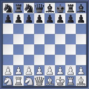 Szachy Losowe Zostały Stworzone Przez 11 Mistrza świata Bobbiego Fischera.  W Tej Odmianie Szachów, Figury Są Umieszczone Na Pierwszej I ósmej Linii. - Szachy Figury PNG