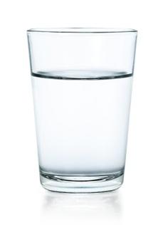 Szklanka Wody PNG