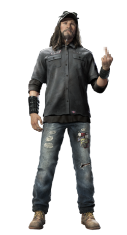 Watch Dogs PNG - 560