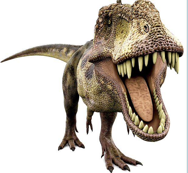 CLAWS FOR CONCERN: Dinosaurs like T Rex could be cloned like in Jurassic  Park - T Rex Dinosaurs PNG