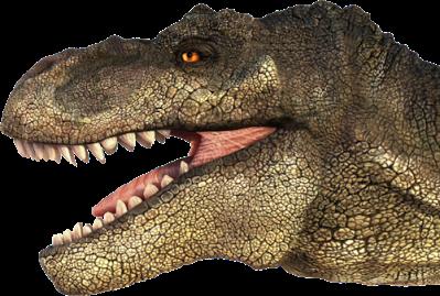 T Rex Head PNG - 76386
