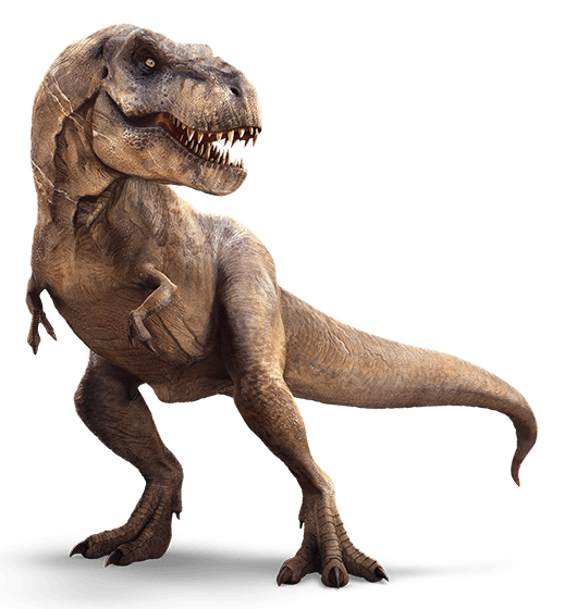Jurassic World Tyrannosaurus Rex by Sideswipe217 PlusPng.com  - T Rex Head PNG