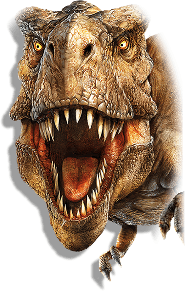 pin Drawn tyrannosaurus rex mouth open #9