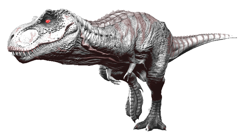 Albino T-Rex