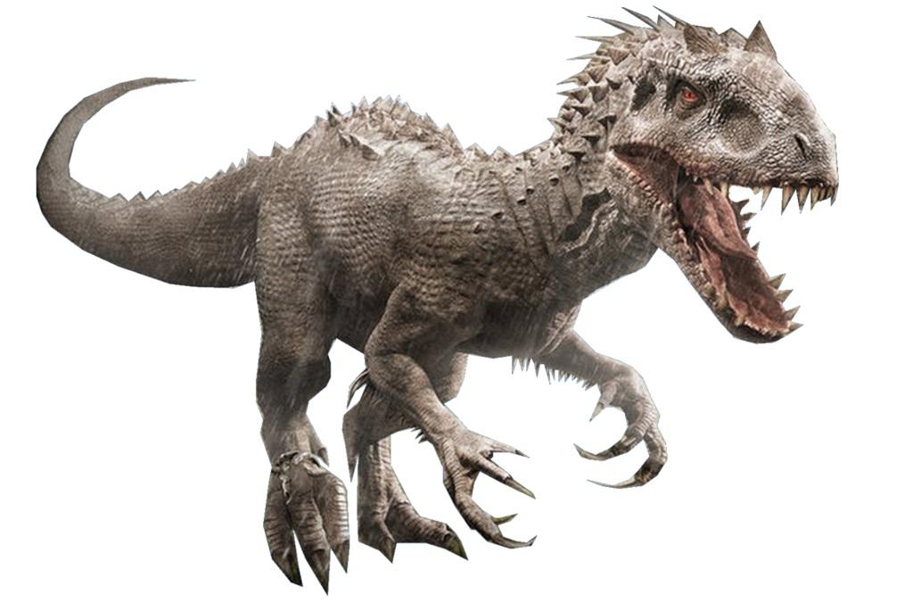 Indominus rex - T Rex PNG HD