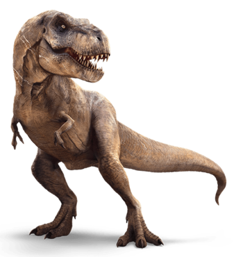 T Rex PNG HD - 128890