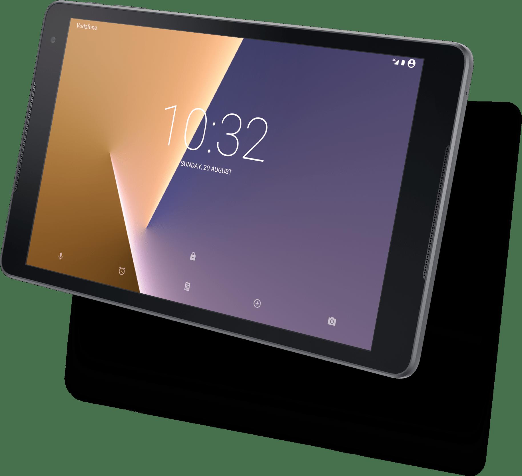 Smart Tab N8 - Tab PNG