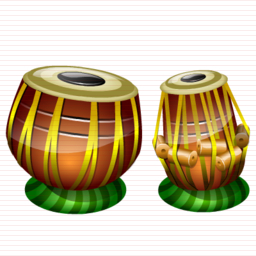 Example of 256 x 256 pixels - Tabla PNG
