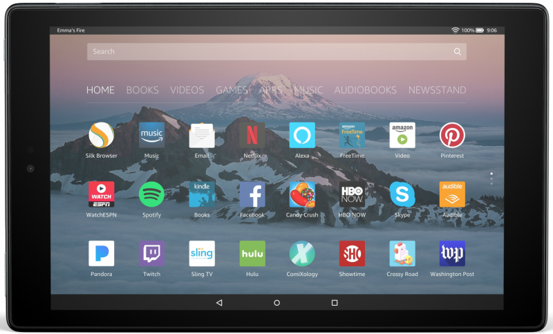 Tablet HD PNG - 117533