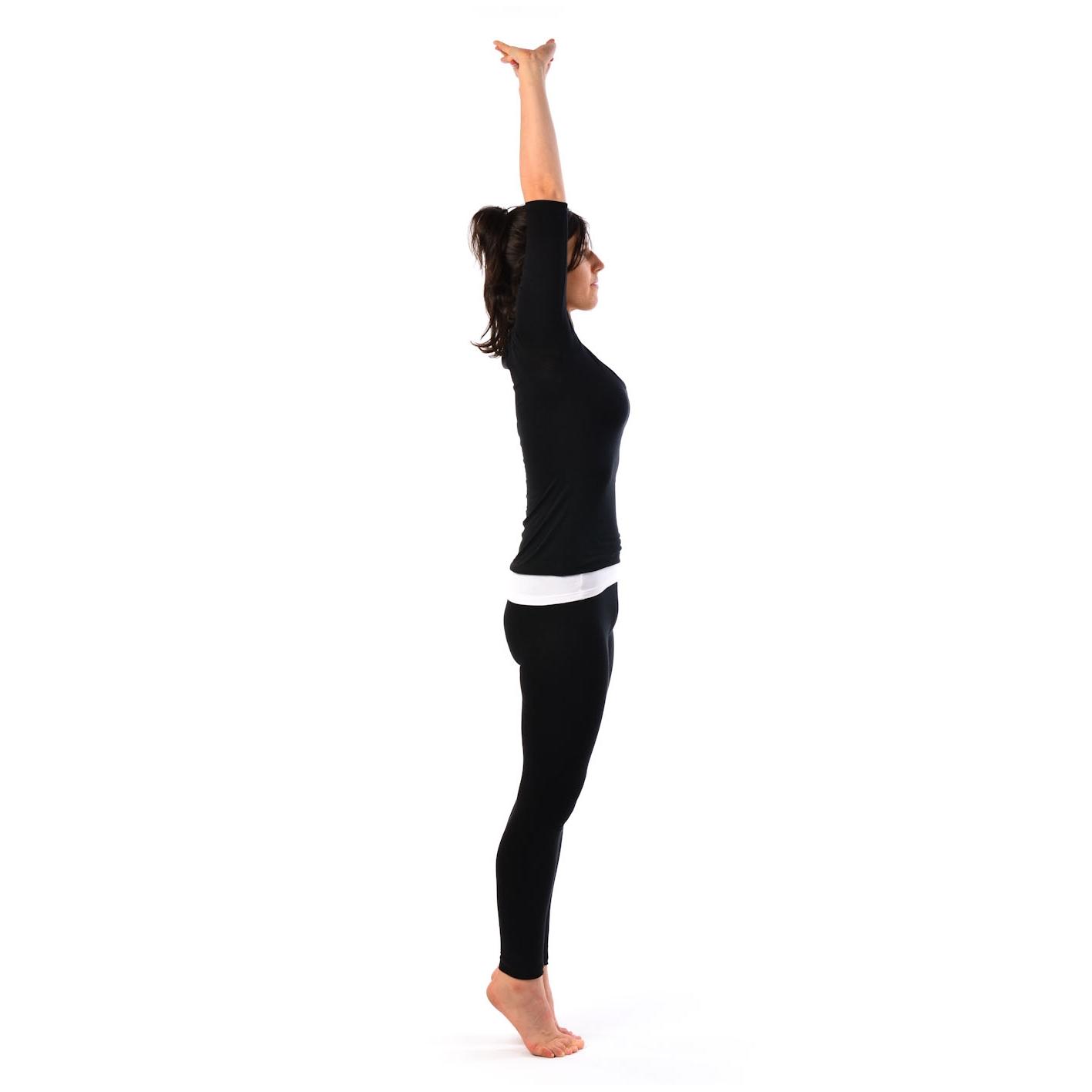 Tadasana Yoga Pose PNG - 60670