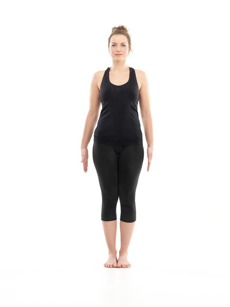 Tadasana Yoga Pose PNG - 60682
