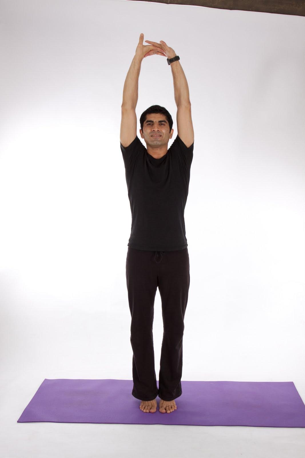 Tadasana Yoga Pose PNG - 60680