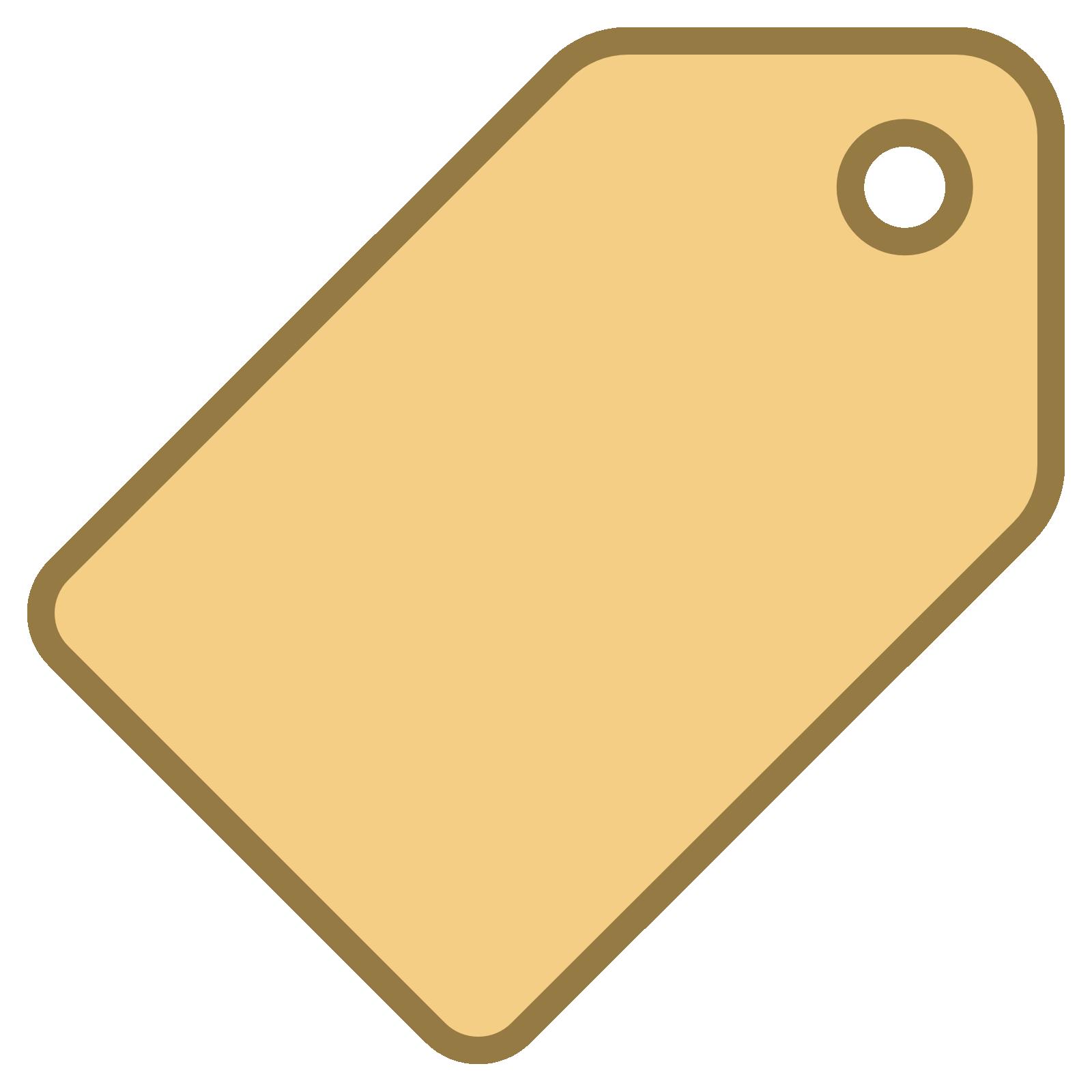 Tag PNG - 25035