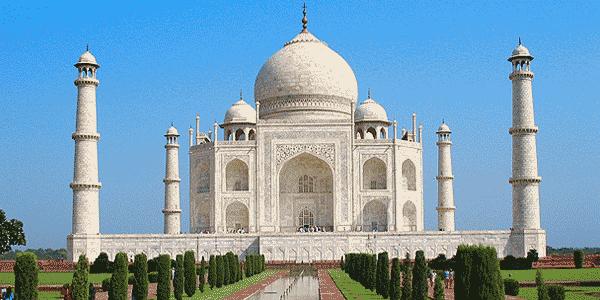 Taj Mahal in India - Taj Mahal PNG