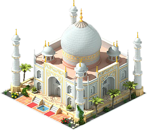 Taj Mahal.png - Taj Mahal PNG