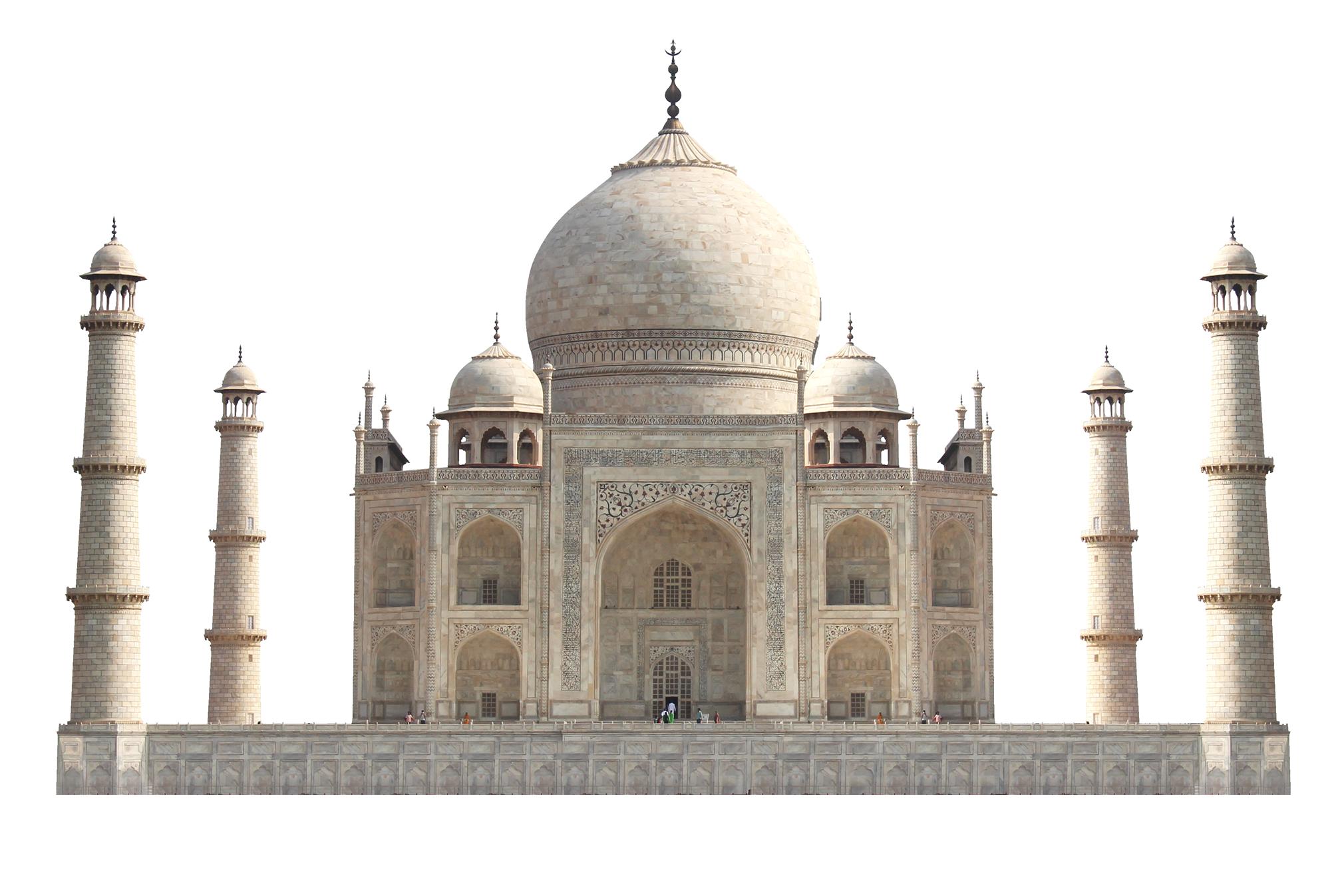 Taj Mahal PNG