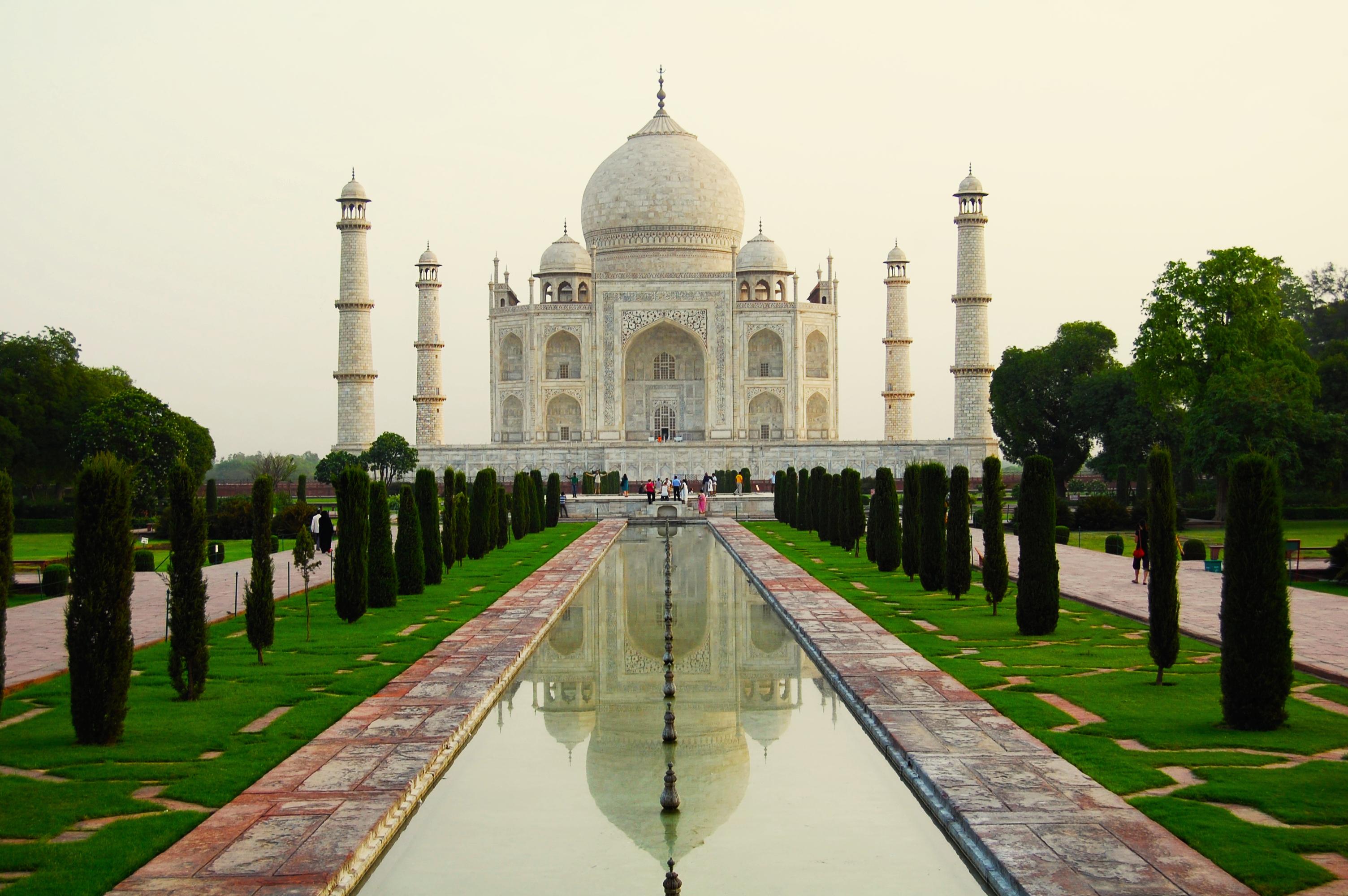 Taj Mahal PNG - 59345