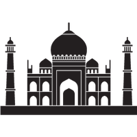 Taj Mahal Png PNG Image - Taj Mahal PNG