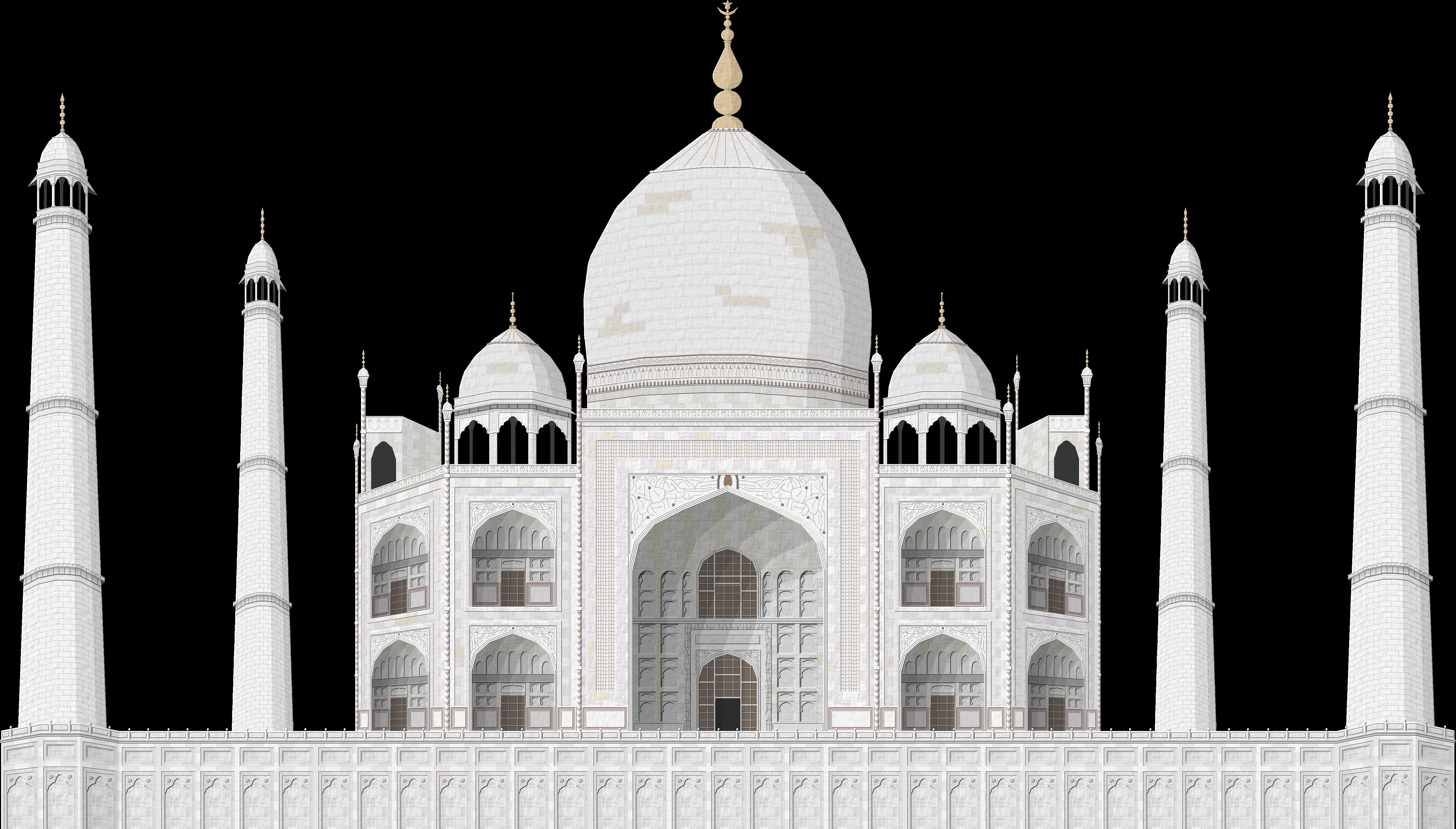Taj Mahal PNG - 59349