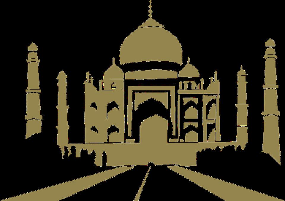 Taj Mahal PNG - 59338