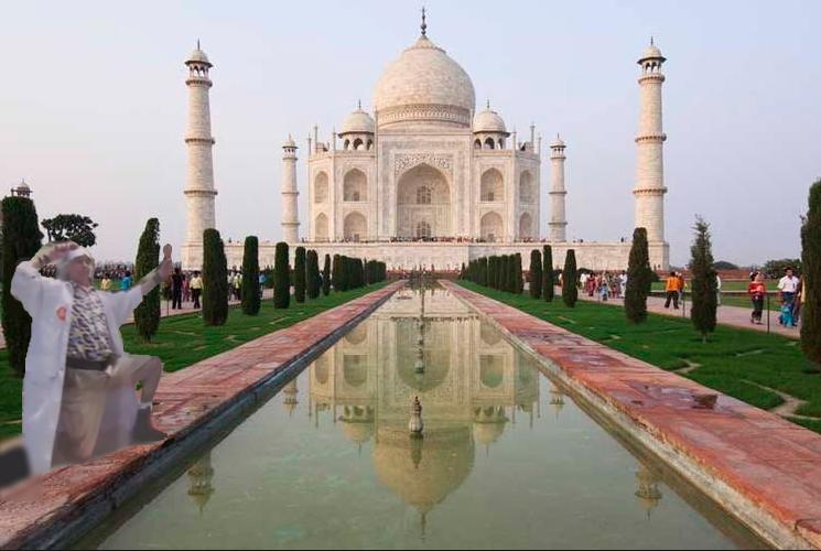 Taj Mahal PNG - 59348