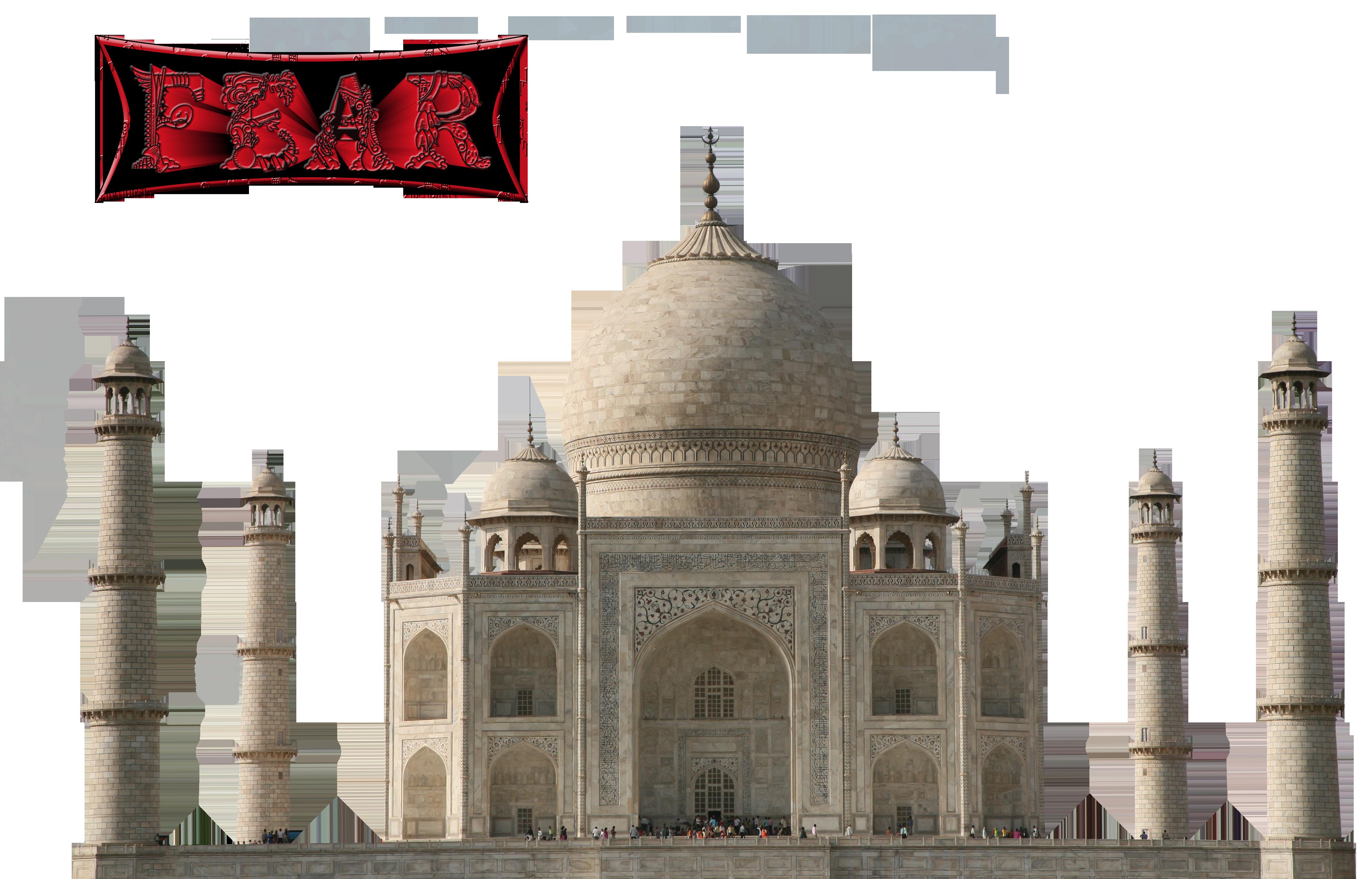 . PlusPng.com Taj-Mahal PNG by fear-25 - Taj Mahal PNG