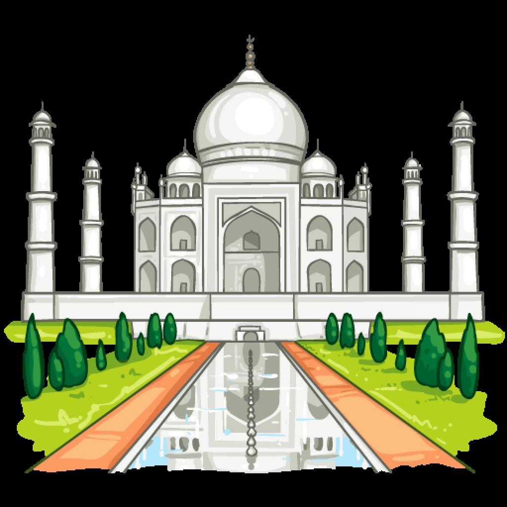 Taj Mahal PNG - 59339