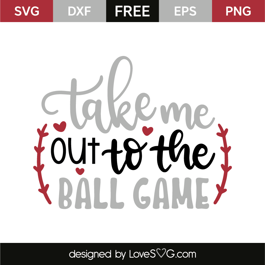 Take Me Out To The Ball Game - Take Me Out To The Ballgame PNG