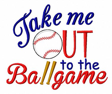 Take Me Out To The Ballgame - Take Me Out To The Ballgame PNG